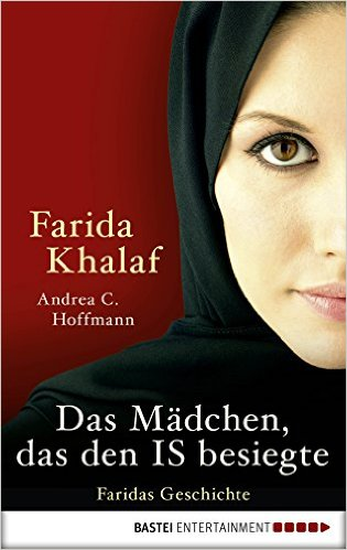 ANDREA C HOFFMANN & FARIDA KHALAF / DAS MÄDCHEN, DAS DEN IS BESIEGTE