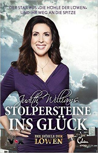 JUDITH WILLIAMS / STOLPERSTEINE INS GLÜCK