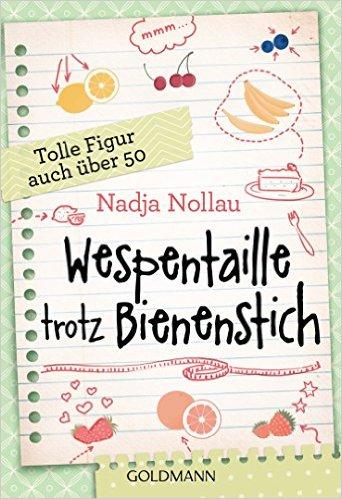NADJA NOLLAU / WESPENTAILLE TROTZ BIENENSTICH: TOLLE FIGUR AUCH ÜBER 50